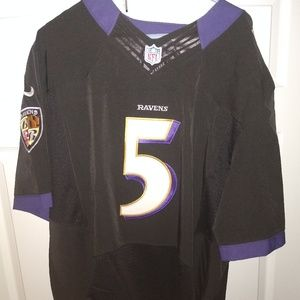 How Flacco Baltimore Ravens Authentic Jersey